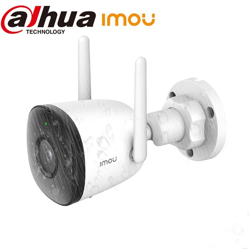 Dahua imou 1080P Wi-Fi cámara de doble antena al aire libre IP67 impermeable de grabación de Audio Cámara AI de detección humana
