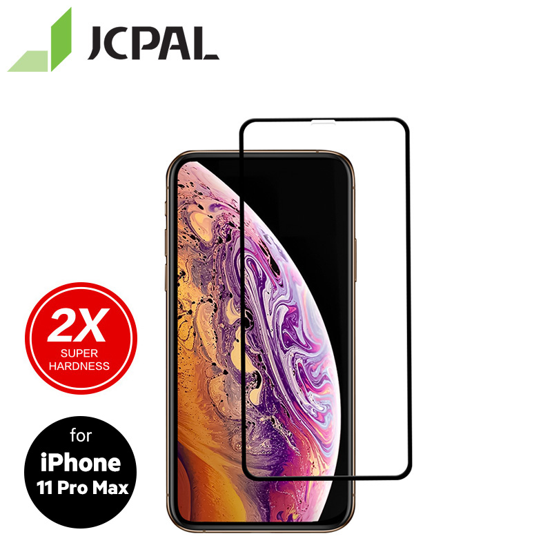 JCPAL Presever Super Hardness Glass Screen Protector For IPhone11 Pro Max/XS Max 6.5