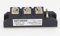 AOTUKER SCR Module PK55FG160 55A 1600V Thyristor Module