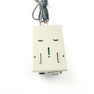 Image 3 - Wykrywanie czujnika temperatury i wilgotności nadajnik Ethernet RS232 aplikacja na telefon protokół do programu rozwojowego