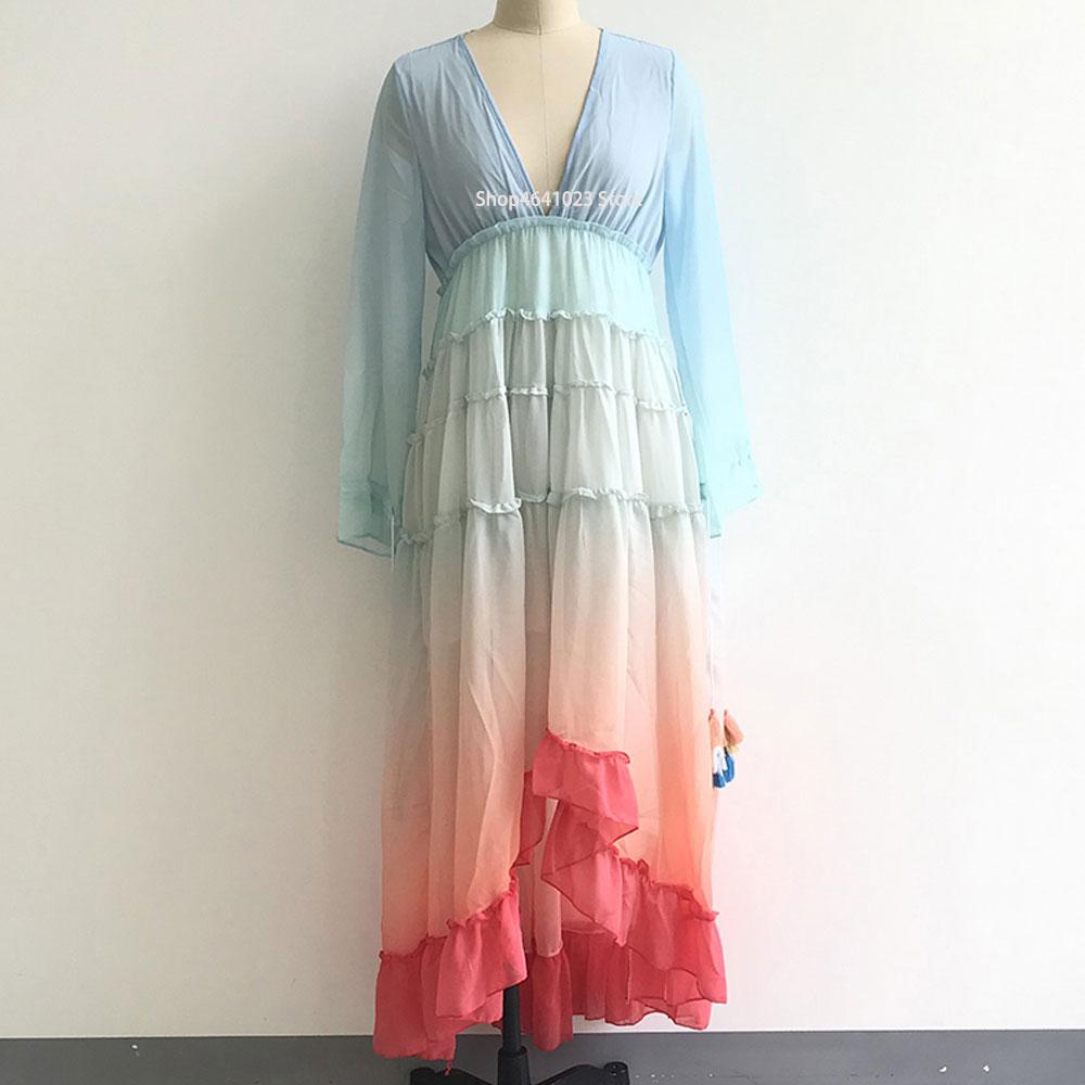 Bohemian-Dress-Casual-Sexy-dress-2