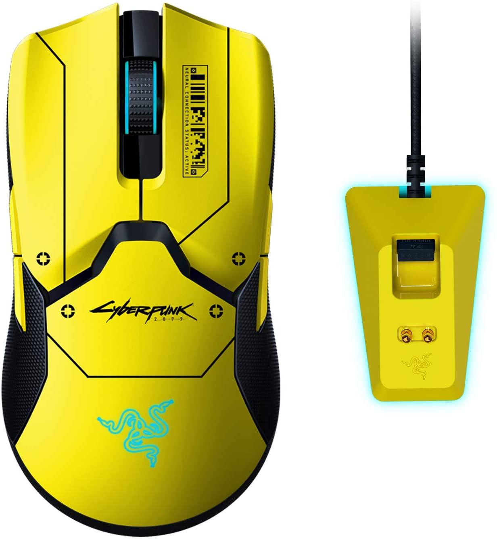 Mouse Gamer Sem Fio Razer Viper Ultimate - Razer Chroma, 20000DPI, 8 Botões - RZ01-03050500-R3M1 14