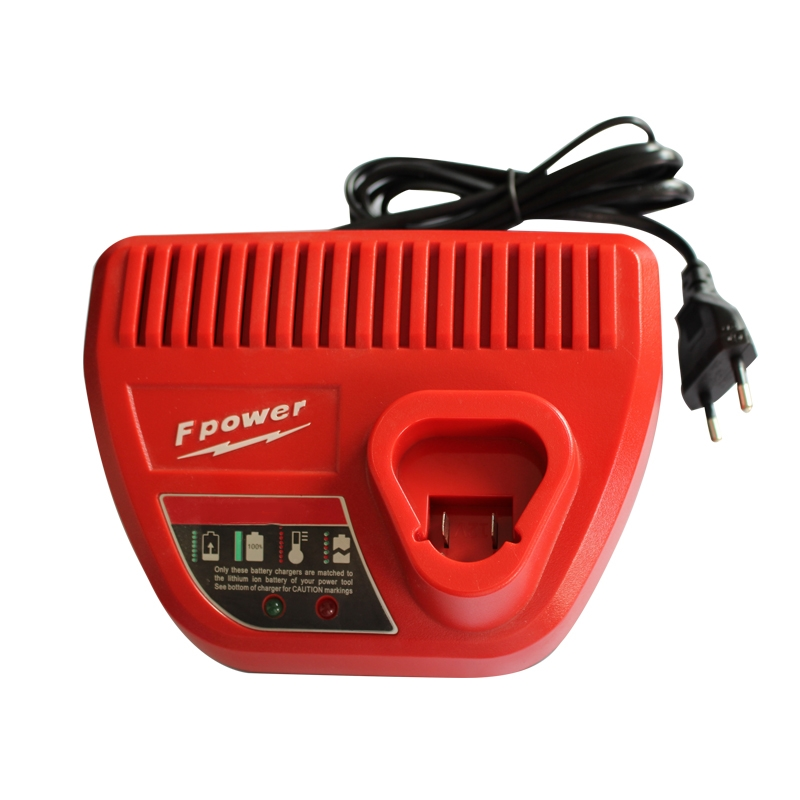 Tool Accessory Lithium-ion Power Tools Battery Charger 10.8V 12V For Milwaukee M12 48 - 11 - 24xx Serise