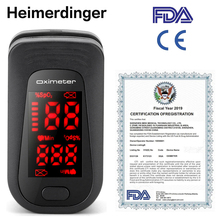 Fingertip Pulse Oximeter Blood Pressure Oximetry Heart Rate Monitor SpO2 Oximetry Monitor ( without Battery) contec pc based usb interface spo2 cms p pulse oximeter monitor free software pc interface usb software pulse oximeter