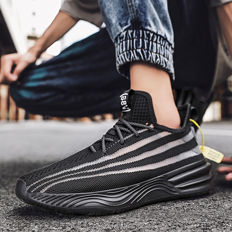 2020 New Summer Shoes MenTenis Masculino Zapatillas Hombre Sneakers Casual Shoes for Men Shoes Stitching Breathable Shoes|Men