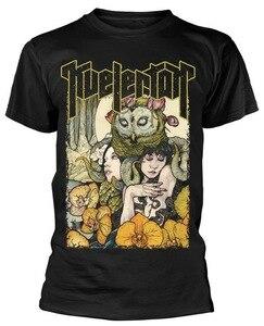 Kvelertak 'Ocopool' Топы футболка Летняя футболка размера плюс 100% хлопок 7 видов цветов для мужчин и женщин