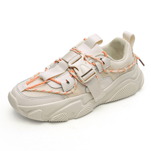 Running Shoes Sneakers White New-Arrival Comfortable Men's Air-Mesh Spring-Man Outdoor