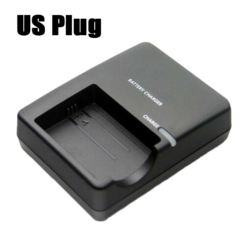 high quality EU /US Camera Battery Charger For Canon Cameras LC-E5E LCE5 LP-E5 LpE5 Rebel XSi EOS 450D 500D Charger Adapter image