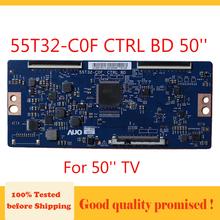 55T32-C0F CTRL BD 50 #8221 Suitable For 50 #8243 TV T-Con Board Model 55T32 COF 50 Inch 55t32c0f Original Logic Board Logic Board Tested tanie tanio Professional Audio Equipment Bundle 2 55T32-C0F CTRL BD 50 55T32 C0F CTRL BD 50 Logic Board Original 50 TV Circuit board