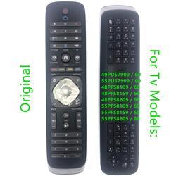 الأصلي صوت لوحة المفاتيح التحكم عن بعد YKF355-010 310rlrm00000101tp لشركة فيليبس ثلاثية الأبعاد التلفزيون الذكية 49PUS7909/60 55PUS7909/60 55PUS8809