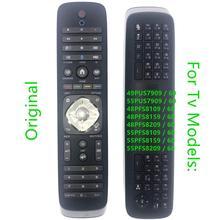Original Voice Keyboard Remote Control YKF355-010 310RLREM00000101TP For Philips