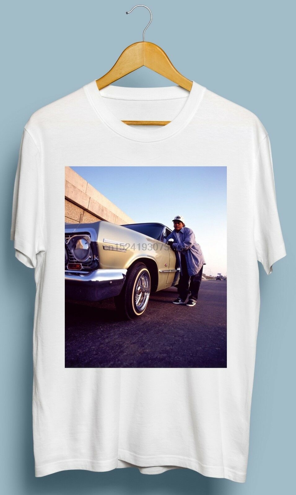 Hip Hop Legends T-shirt EazyE Biggy Tupac Mens Adult M,L,XL,2XL,3XL,4XL Rap 2Pac