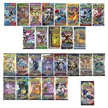 324pcs 포켓몬 카드 모든 시리즈 TCG: Sun & Moon 시리즈 Evolutions 부스터 박스 Collectible Trading Card 포켓몬 게임 Kids Toys