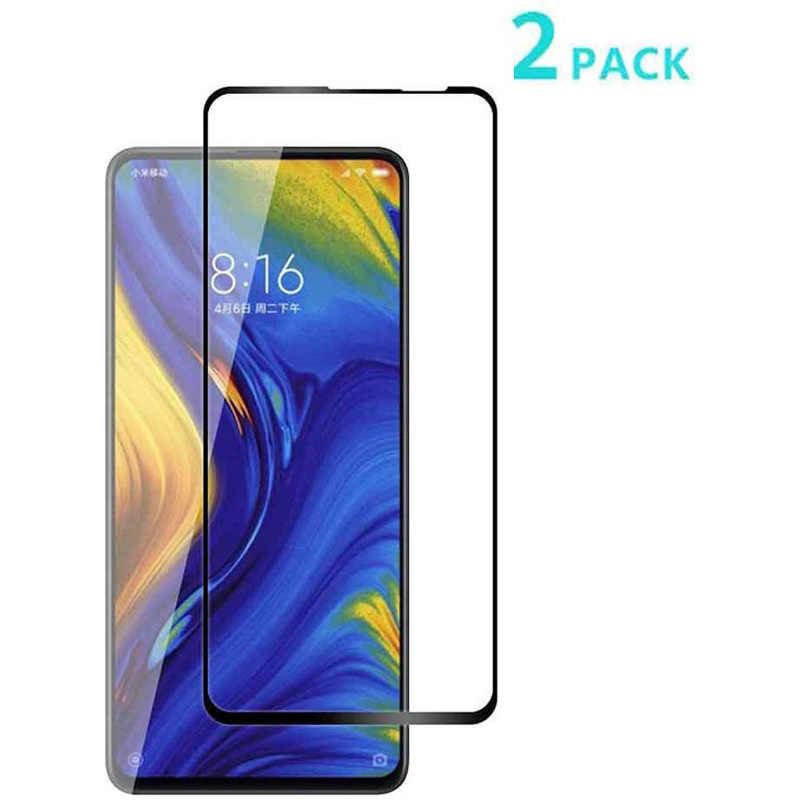 2 حزمة زجاج واقي ل mi mi x 2 2S الزجاج المقسى على ل شياو mi mi mi x عالية الوضوح واقي للشاشة ل mi mi x 3 5G