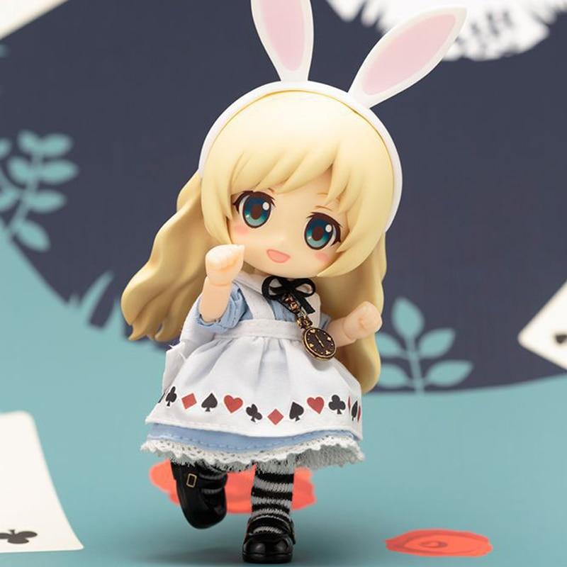 Cu poche friends Alice Bunny Doll PVC Action Figure Collectible Model Toy 13CM|Игровые фигурки и трансформеры|   | АлиЭкспресс