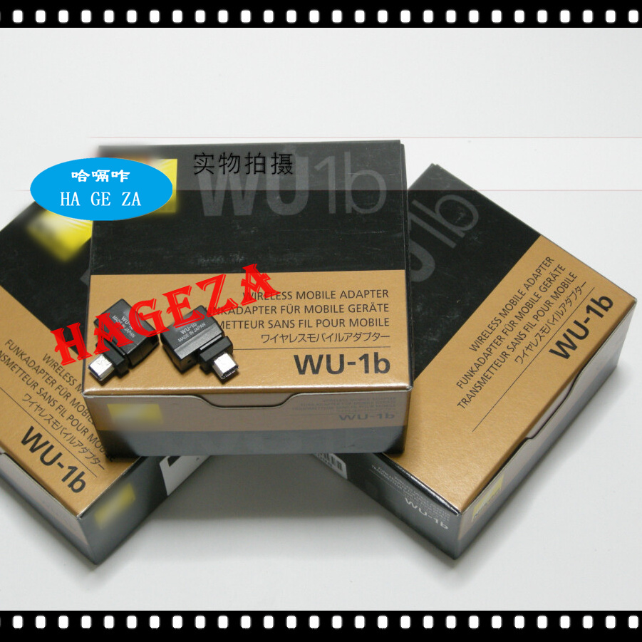 New Original For Nikon WU-1b WU1b AW1 S1 V2 J3 D600 D610 Wireless WiFi Adapter