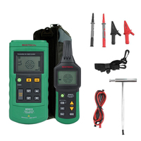 MS6818 Detector 12V 400V DC Circuit Breaker Line Tracker Portable Underground Wire Network Tester Electrical Cable Locator