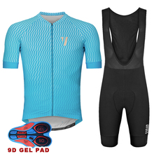 2020 Pro Team Cycling Jersey 3 Colors 9D Gel Bike Shorts Suit MTB Ropa Ciclismo Mens Summer Bicycling Maillot Bicycle Clothing winter fleece team netherlands quick dry cycling jersey dutch flag breathable clothing mtb ropa ciclismo bicycle maillot gel