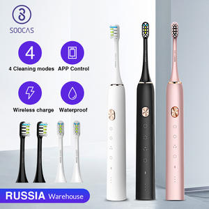 Xiaomi Soocas X3 Sonic Automatic Electric Toothbrush Sonicare Ultrasonic Bluetooth USB Rechargeable Electric Toothbrush