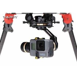 Image 4 - Pas en stock Tarot 3D V métal 3 axes PTZ cardan pour Gopro Hero 5 caméra Stablizer TL3T05 FPV Drone système Action Sport 20% de réduction