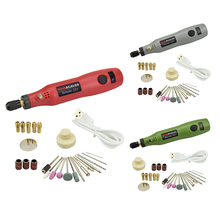 Drill-Grinder Craft Rotary-Tool-Set Mini Polishing Hobby Promotion 10W
