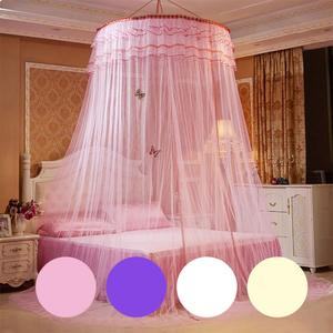 Image 2 - Anti Mosquito Cotton Baby Canopy Mosquito Net Princess Bed Canopy Girls Room Decoration Bed Canopy Pest control Reject Net