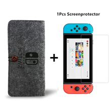 Fashion Switch Protection Package Storage Hard Travel case Game Host Portable Package Switch Storage Space for 8 Game Cartridges