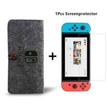 Mode Schakelaar Bescherming Pakket Opslag Hard Travel Case Game Host Draagbare Pakket Schakelaar Opslagruimte Voor 8 Game Cartridges