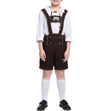 Пивной фестиваль, детский карнавальный костюм на Хэллоуин, костюм для игры на сцене, костюм для ролевых игр, Школьный костюм, одежда
