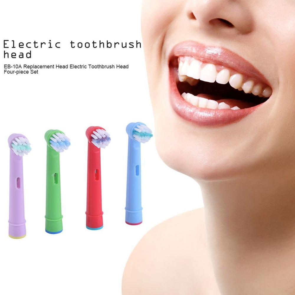 EB-10A Professional Bright Fits,Replaceable Head, Electric Oral,High Precision,Toothbrush Replacement Head image