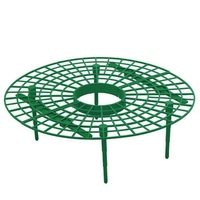 ELEG 10Pcs Plant Plastic Tool Strawberry Growing Circle Support Rack Farming Frame Gardening Vine|Plant Cages & Supports| |  -