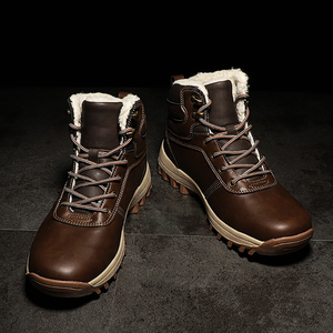 Image 5 - 39 48 שלג מגפי נוח חם החלקה 2019 חורף גברים נעלי # NXGW2276