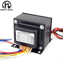 130W çıkış gerilimi 230V 6.5V EL34 KT88 tüp amplifikatörler E trafo güç amplifikatörü