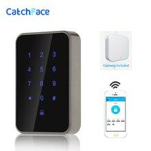 Длинный Rnage контроль Bluetooth Wifi цифровой замок контроль доступа Читатель электронный умный Дверной Замок Стекло безопасный замок на дверь для офиса
