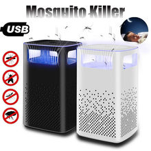 Photocatalytic Mosquito Killing Lamp Usb Household Fly Mosquito Repellent Cross-Border Mosquito Catching Lamp