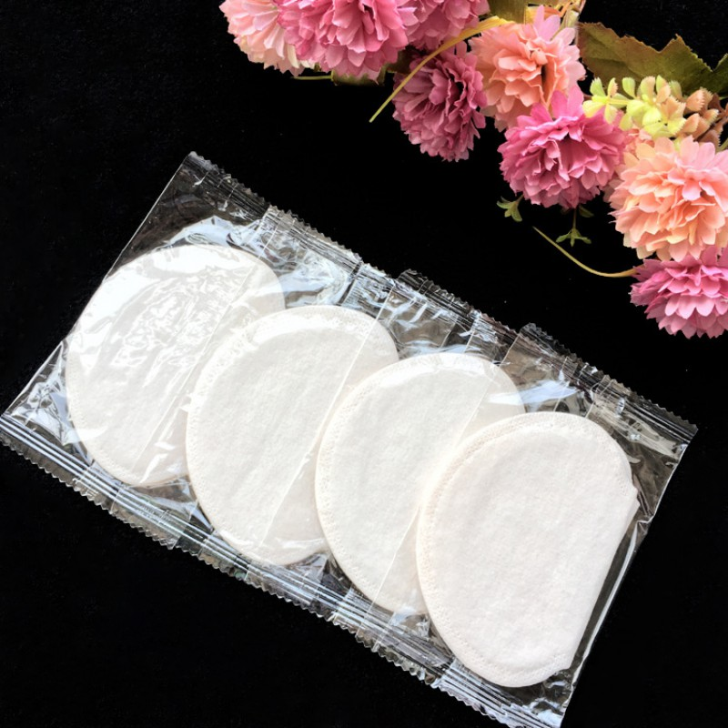 Wholesale 50 Packs Ultra Thin Sweat Pads Deodorants Sticker Disposable Anti Sweat Patches For Women And Men