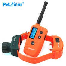 Dog-Training-Collar Remote Petrainer Hunting Waterproof Rechargeable 910 500M for