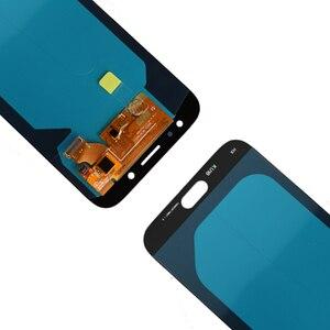 Image 3 - ЖК дисплей SUPER AMOLED 5,5 дюйма для SAMSUNG Galaxy J7 Pro, J7 2017, J730, J730F, дигитайзер в сборе, запасные части, оригинал