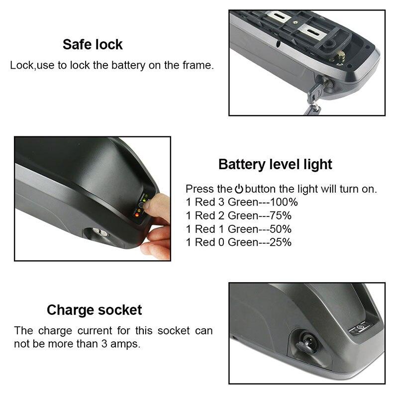 hailong ebike battery