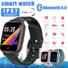 original kw88 smart watch 1 39 inch mtk6580 quad core 1 3ghz android 5 1 3g smart watch 400mah 5 0 mega pixel heart rate monitor Smart wearable watch Smart Watch BT5.0 Health Tracker 1.3 Heart Rate Monitor Thermometer Watch Sleep Monitor for Android iOS