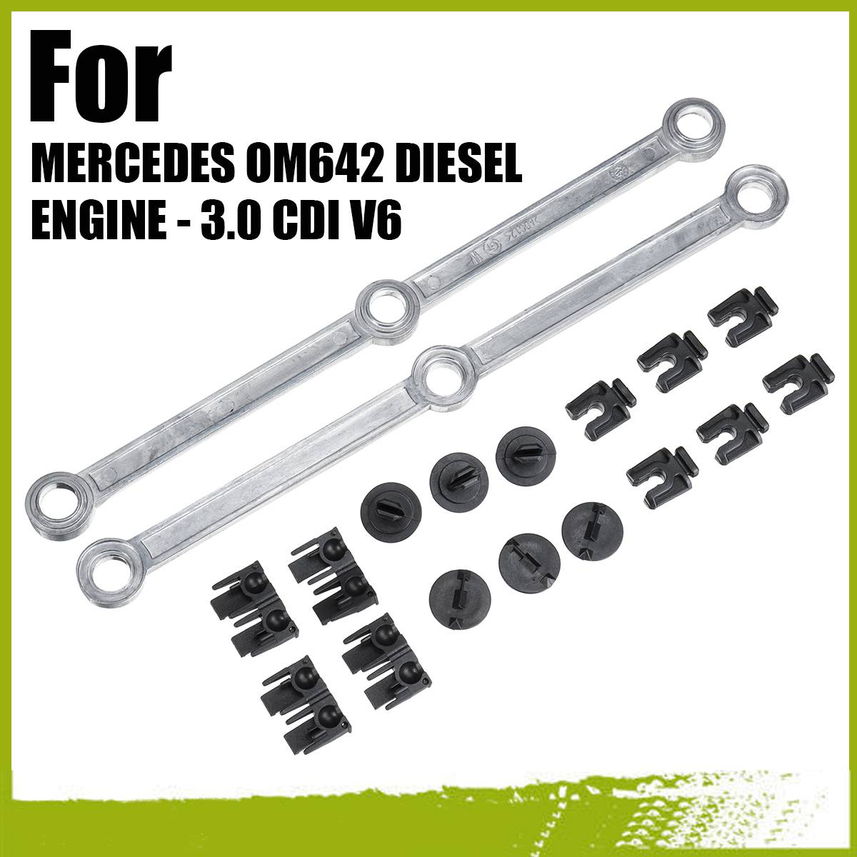 Intake Manifold Runner Connecting Rods For Mercedes OM642 V6 3.0 CDI W164 C219 Repair Tool Kit
