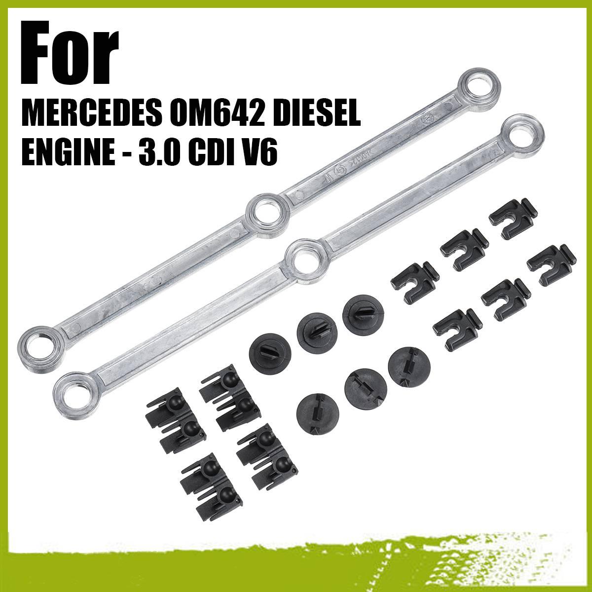 Saugrohr Runner Pleuel Für Mercedes OM642 V6 3,0 CDI W164 C219 Reparatur Tool Kit