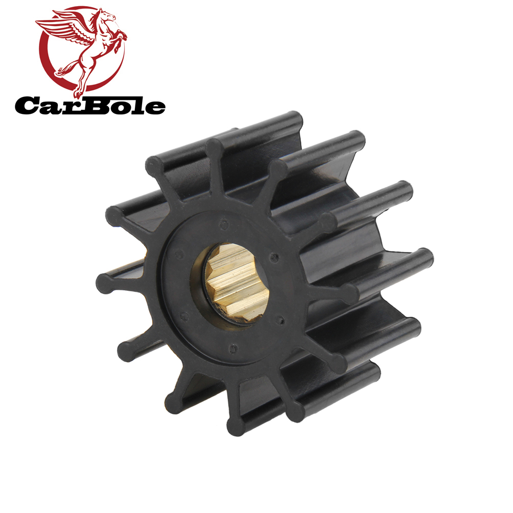CARBOLE FOR Volvo Penta Johnson 09-1027B,  09-1027B-1 Water Pump F5 Impeller 09-1027B Jabsco 1210-000118-3081 Boat Engine Parts