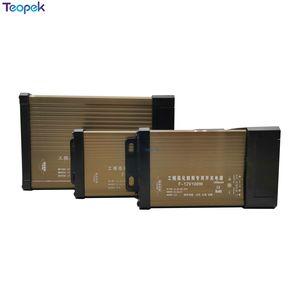 Image 3 - Alimentation étanche étanche IP43, DC12V, 60W, 100W, 150W, 200W, 300W, 400W, 220V, LED, transformateur dextérieur