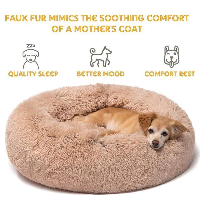 Calming Pet Bed