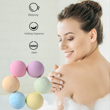 Bath-Bomb-Kit Scented-Bath-Ball Shower-Bombs Massage Ball-Body Gift Spa 12pcs for Cleaner