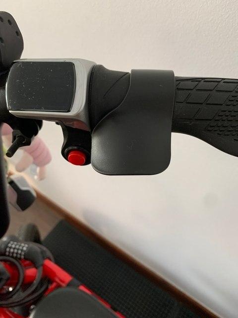 Accélérateur aide, repose-poignet commande de croisière | Poignée de barre de main universelle pour moto E Bike course rue hors route