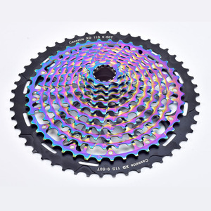 Image 3 - Ultimate Rainbow MTB XD Cassette 11 Speed 9 50T Colorful 12 Speed 9 50T ULT Ultralight 11s 12s k7 11v 12v Flywheel Sprocket