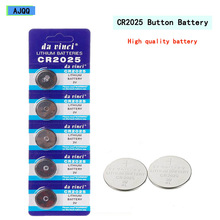 С фабрики 25 шт. высокое качество Cr2025 ECR2025 BR2025 DL2025 KCR2025 LM2025 Кнопка Батарея 3v литиевая Батарея