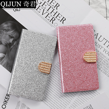 Shining Flip case For ASUS ZenFone Max M2 ZB633KL Pro ZB631KL fundas cover Stand wallet slot capa Glitter card for M1 ZB556KL for asus zenfone max pro m2 zb631kl case luxury pu leather flip stand wallet cover for asus zb631kl zb633kl case card slot retro